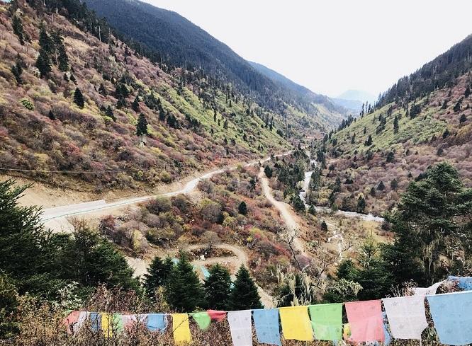 及日风景区(冰湖)  早餐后搭豪华客机飞至 【林芝】有西藏小江南之称